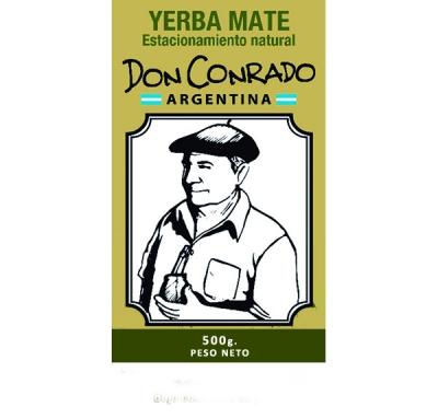 Yerba DON CONRADO x 500 grs