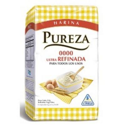 Harina PUREZA 0000 x 1 kg