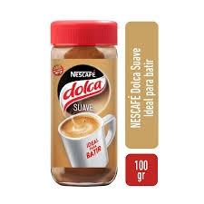Cafe DOLCA SUAVE Instantáneo x 100 g