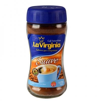 Cafe LA VIRGINIA Suave x 100 g