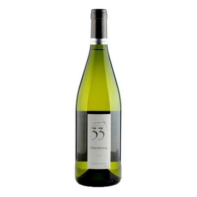 Vino Blanco LATITUD 33 chardonnay x 750 cm