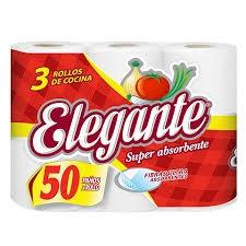 Rollo de Cocina ELEGANTE - 150 paños