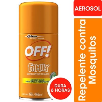 Repelente OFF Aerosol x 165 cm