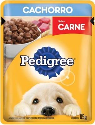 Pouch PEDIGREE Cachorro x 85 g