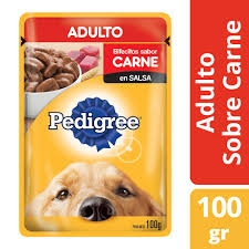 Pouch PEDIGREE Adulto Carne x 100 g