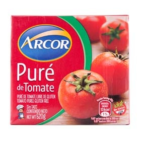 Tomate Pure ARCOR x 520 g
