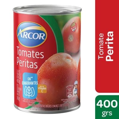 Tomate Perita ARCOR x 400 g