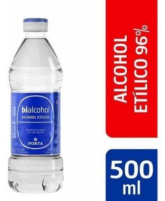 Alcohol Puro PORTA x 500 cm