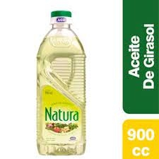Aceite NATURA x 900 ml