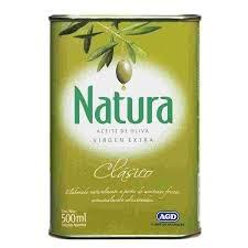 Aceite NATURA OLIVA x 500 ml LATA