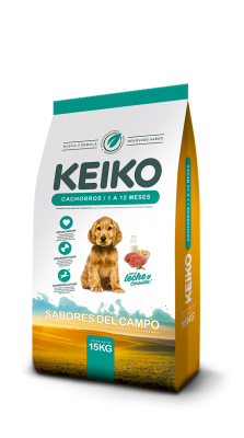 Balanceado KEIKO Junior x 3 kg