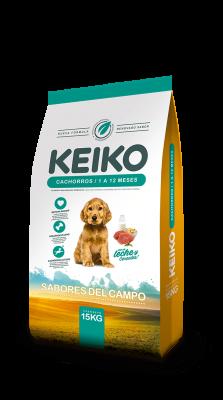 Balanceado KEIKO Junior x 8 kg