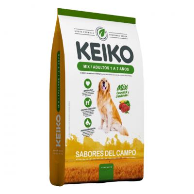 Balanceado KEIKO Mix x 8 kg