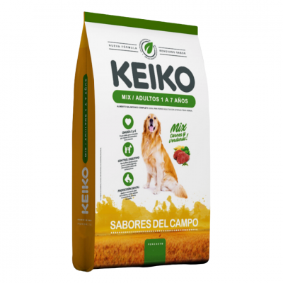 Balanceado KEIKO Mix x 3 kg