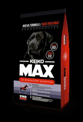 Balanceado KEIKO Max x 3 kg