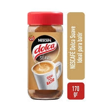 Cafe DOLCA SUAVE Instantáneo  x 170 g