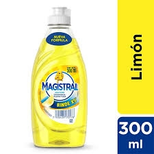Detergente MAGISTRAL Limón x 300 ml