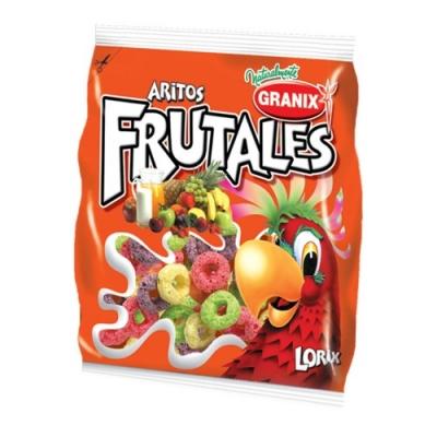 Cereales GRANIX Aros Frutales x 130 g