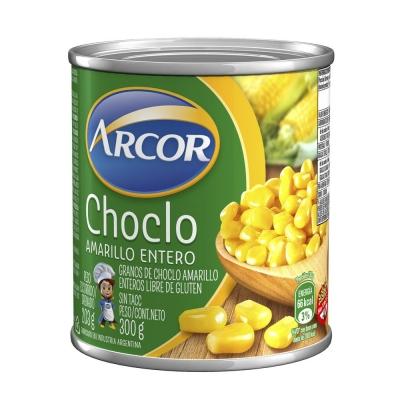 Choclo Entero ARCOR x 300 g