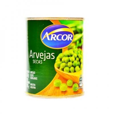 Arvejas Secas ARCOR x 350 g
