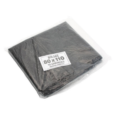 Bolsa de Consorcio 80x110 x 10 unidades