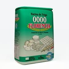 Harina FLORENCIA 0000 x 1 kg