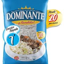 Arroz DOMINANTE x 1 kg