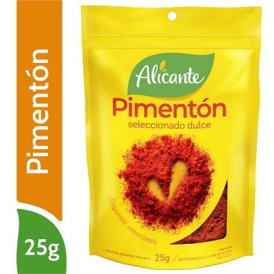 ALICANTE Pimenton x 25 g