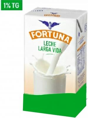 Leche FORTUNA Descremada x 1 L