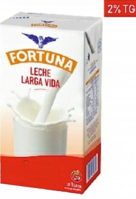 Leche FORTUNA Entera x 1 L