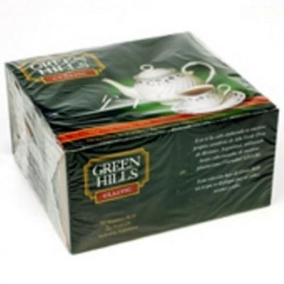 Te GREEN HILLS x 50 Saquitos