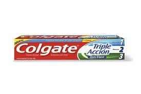 Crema Dental COLGATE Triple Acción x 210 g