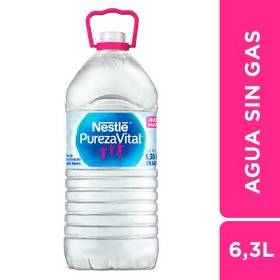 Agua NESTLE x 6,3 L