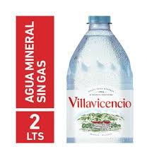 Agua VILLAVICENCIO x 2 L