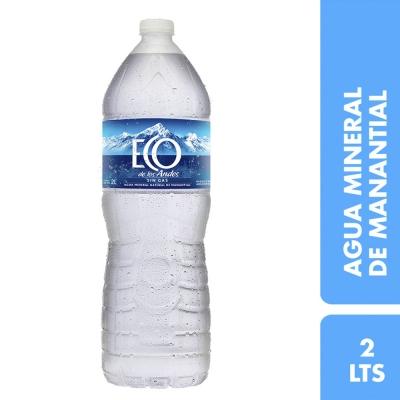 Agua ECO DE LOS ANDES x 2 L