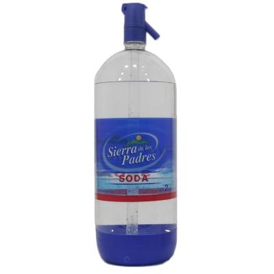 Soda SIERRA DE LOS PADRES Sifon x 2 L