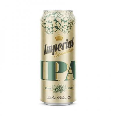 Cerveza IMPERIAL IPA Lata x 473 cm pack x 6 Unidades