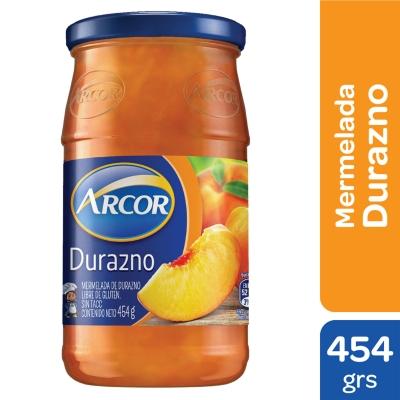 Mermelada ARCOR de Durazno x 454 g