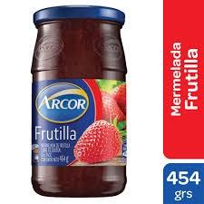 Mermelada ARCOR de Frutilla x 454 g