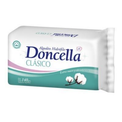 Algodón DONCELLA Clásico x 140 g