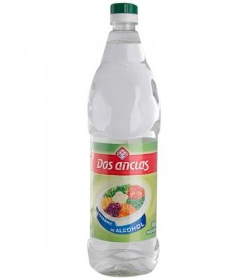 Vinagre de Alcohol DOS ANCLAS x 1 L