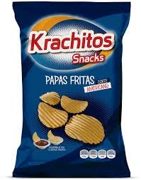 Snack Papas Fritas KRACHITOS Corte Americano x 120 g