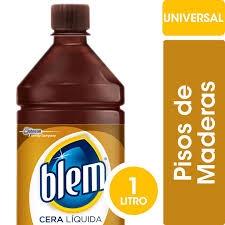 Cera para pisos liquida BLEM Universal x 1 L