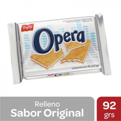 Galletitas OPERA x 92 g