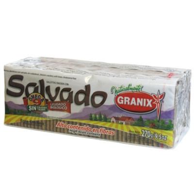 Galletitas GRANIX Salvado x 240 g