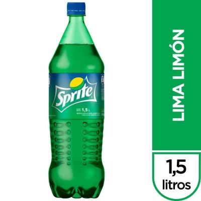 Gaseosa SPRITE x 1,5 L