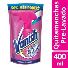 Quitamanchas VANISH Doypack x 400 ml