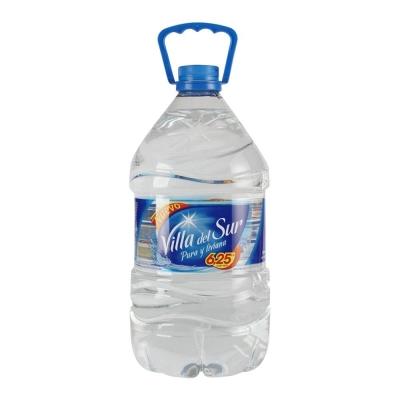 Agua VILLA DEL SUR x 6,25 L