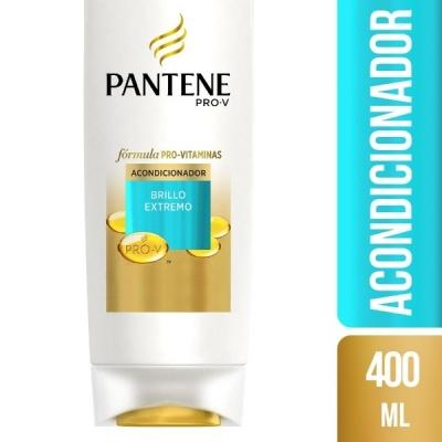 Acondicionador PANTENE Brillo x 400 ml