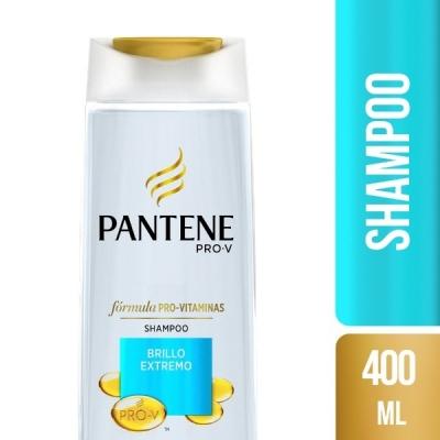 Shampoo PANTENE Brillo x 400 ml